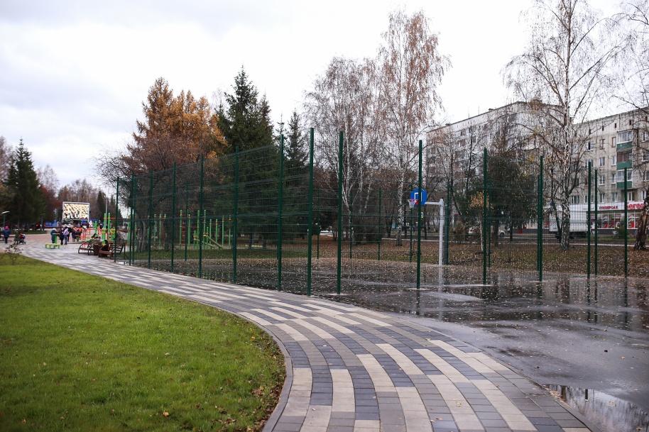 Бульвар Строителей Кемерово 2017